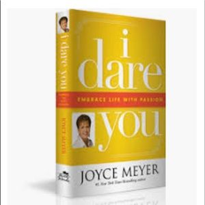 2/$25 I Dare You: Embrace Life with Passion: Meyer